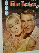 ABC FILM REVIEW ....(January 1966)..FRANK IFIELD & SUZY KENDALL   front cover