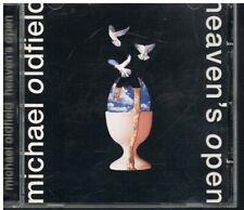 MICHAEL OLDFIELD - HEAVEN'S OPEN -  CD MUSICALE