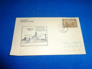 CANADA FIRST FLIGHT COVER, 1930 SISCOE TO AMOS