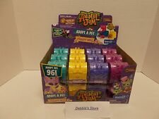 *JUST RELEASED* ANIMAL JAM ADOPT A PET TREASURE CHESTS FULL CASE / VHTF !!