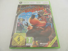 BANJO KAZOOIE NUTS & BOLTS - MICROSOFT XBOX 360 - BUNDLE EDITION NEUF NEW SEALED