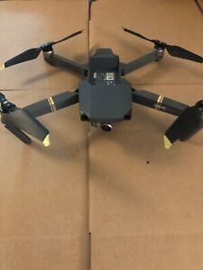 DJI Mavic Pro 4K Camera Quadcopter Drone ONLY - Flies & Excellent Video - MINT