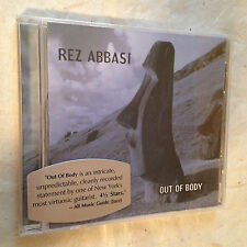 REZ ABBASI CD OUT OF BODY SJRCD1021 2002 JAZZ
