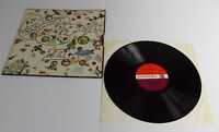 Led Zeppelin III (3) Vinyl LP Orange & Plum A7 B5 Pressing No Peter Grant - VVG