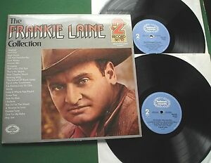 The Frankie Laine Collection inc Try A Little Tenderness + PDA 016 2 x LP