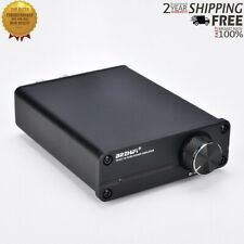New listing 100W Mini Power Amplifier Tpa3116 HiFi Stereo 2 Channel Amp Without Bluetooth#Xt