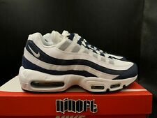 Nike Air Max 95 'White Navy' CI3705-400 NEW