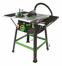 Buy industrial power table saw ebay evolution fury5 s 255mm multipurpose table saw 240v greentooth Choice Image
