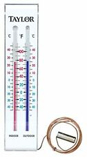 Taylor Indoor & Outdoor Thermometer