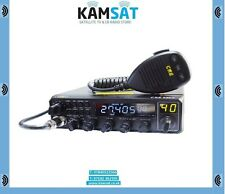 CB RADIO AMATEUR CRE 8900 10 11 M AM FM Ssb Cw TRX 28.000 - 29.700 MHz