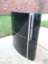 SONY PS3 PLAYSTATION 3 SHELL CASE CASING HOUSING TOP LID & HARD DRIVE COVER