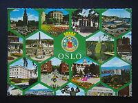 OSLO NORWAY POSTCARD