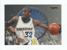 1995-96 E-XL Unstoppable #8 Joe Smith Rookie Warriors