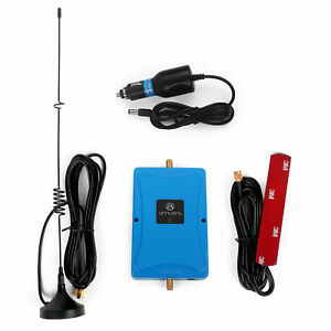 GSM 3G Car Use Cell Phone Signal Booster 45dB 850MHz Repeater for Car Truck RV