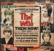 The Who(CD Album)Then And Now-Polydor-9866577-UK-2004-New