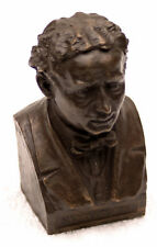 SAM Centenary Bust of Harry Houdini-Ltd Ed-New York-2002-John Cassidy-Hallmarked