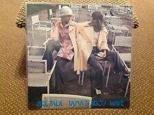 GIRL TALK, JAMA & JIRO'S WAVE TBM  VINYL, Tsuyoshi Yamamoto, PAP-20021 FROM 1982