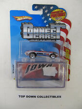 Hot Wheels Connect Cars   State Of  Iowa   New In Package   1:64