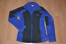 Columbia womens fleece jacket purple size S EXCELLENT CONDITION