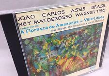 A Floresta do Amazonas de Villa-Lobos CD Carlos Brasil Matogrosso Tiso