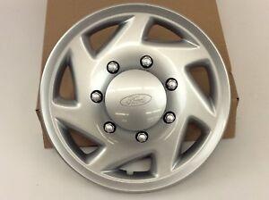 "1998-2018 Ford Econoline E250-E450 16"" Wheel Hub Cap COVER new OEM F8UZ-1130-AA"