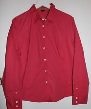 NWT Boden Classic Pink Shirt Size 20
