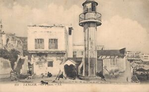 Morocco Tanger Lighthouse B4