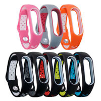 For Xiaomi 2 Mi2 Replacement Smart Watch Bracelet Band Strap Silicone Wristband