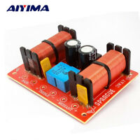 Aiyima 2pcs Speaker 3 Unit HiFi Audio Frequency Divider 3 Way Crossover Filters