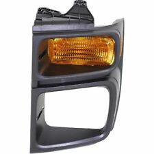 For E-250 08-14, Driver Side Parking Light, Amber Lens