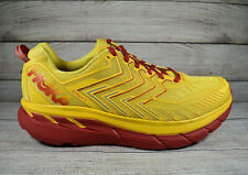 Hoka One One Outdoor Voices Clifton 4 Running Shoes Yellow OV Women's Size 10.5