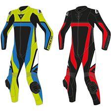 Dainese Kinder Motorradkombi - Gen-Z Junior Lederkombi Einteiler Sport Racing