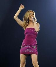 Celine Dion 8X10 Glossy Photo Picture Image #2