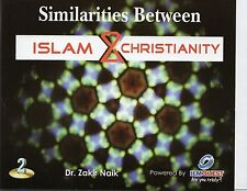 Similarities Between Islam & Christianity (2 CDs) By Dr. Zakir Naik