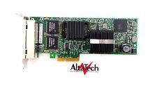 Dell CWKPJ Intel Pro 1000 Quad Port Network Adapter Card 1GB LP-Tested-Free Ship
