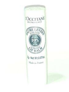 L'occitane Shea Butter Ultra Rich Lip Balm 0.07oz/2g
