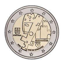 """La nueva moneda 2 € Portugal 2012 - 2 euros Portugal """"Guimaraes"""" 2012"""