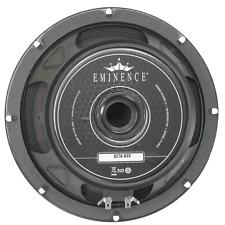 "NEW 8"" EMINENCE BETA 8CX 250w 8ohm PA SPEAKER"