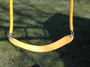 Swingset Swing,Playset belt swing playground,residential, soft grip chain,54,new