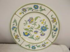 "Villeroy & Boch Bone China Heinrich Columbia Gold Trim Serving Plate Platter 12"""