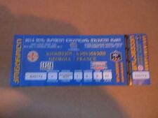 Billet match Géorgie / France - 6 septem 2013 - Qualification coupe du monde - 2