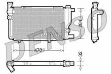 1x Denso Radiator DRM21013