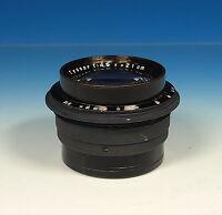 Carl Zeiss Jena Tessar 4.5 / 21cm Großformat Objektiv für 13x18cm lens - (90947)