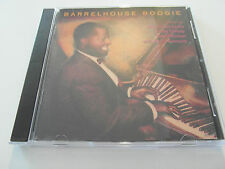 Barrelhouse Boogie (CD Album 1989) Used very good