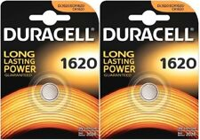 2 piles Lithium 3v DL1620 / CR1620 DURACELL DLC 2026