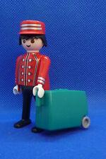 Playmobil SU-3 Man Figure Series-16 Boys Hotel Porter 70159
