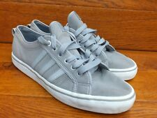 Adidas Originals Nizza Lo Gris Informal Entrenadores UK 11 EU 46