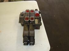 Commercial Intertech Sectional Directional  Hydraulic valve PVD500A-94  PVD500