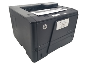 Refurbished- HP Laserjet Pro 400 M401dn Workgroup Laser Printer -Low Page Count!