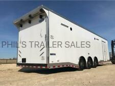 2021 Continental Cargo Enclosed Race Trailer 34.00